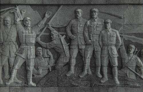 记忆历史,解放郑州老照片来了