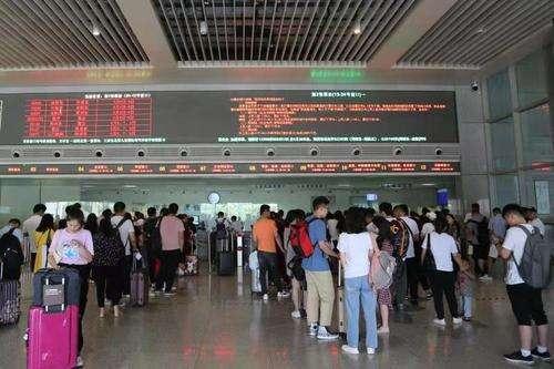 """受台风""""利奇马""""影响  8月11日前宁波温州方向部分高铁停运"""