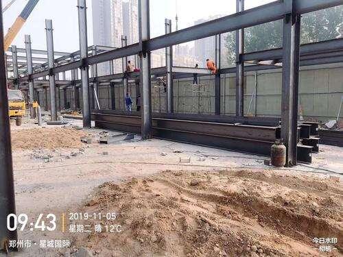 保卫郑州蓝|中牟一道路工程工地黄土裸露约3000平方米