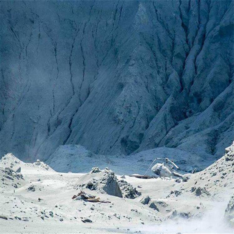 新西兰怀特岛火山喷发确认5人死亡